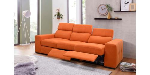 Модульный диван Висмут из реклайнеров